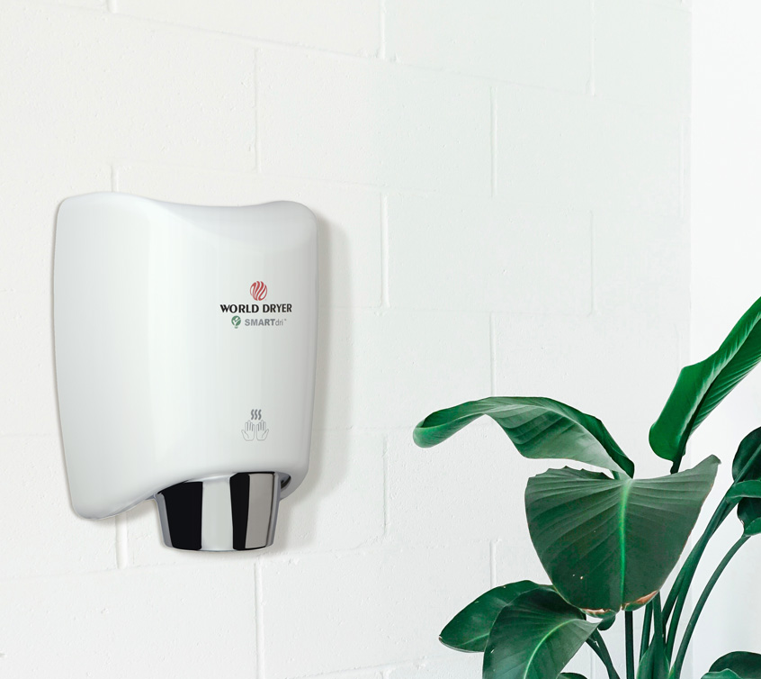 World Dryer   Hand Dryers   Commercial Hand Dryer Manufacturer