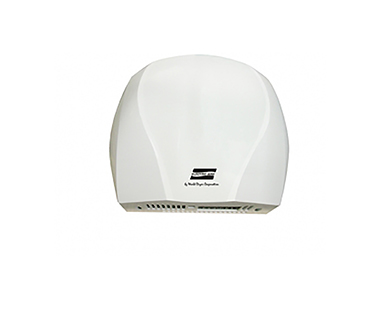 White Electric Aire hand dryer
