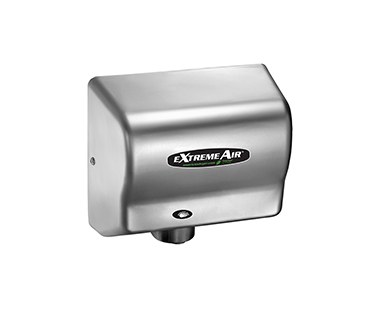 Stainless Steel eXtremeAir GXT Hand Dryer