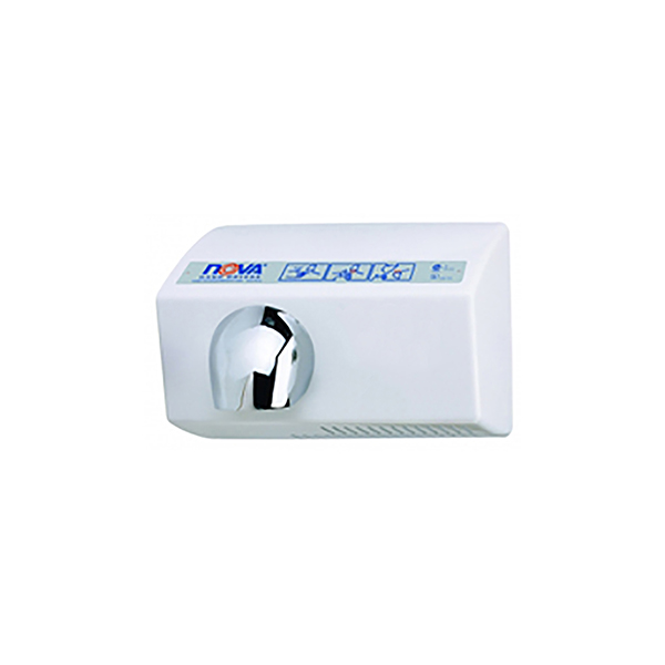 White Nova 5 hand dryer