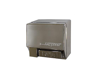 Chrome Airspeed hand dryer